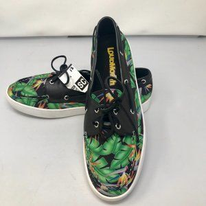 Loudmouth Golf Sailor Top Siders Boat Shoes